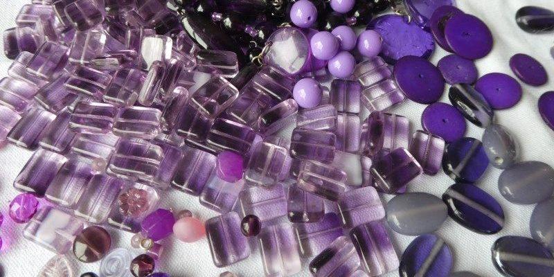 Ultra-violet, couleur de l'année 2018.